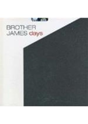 Brother James - Days (Music Cd)