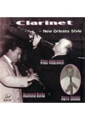 Various Artists - Clarinet New Orleans Style (Music CD)