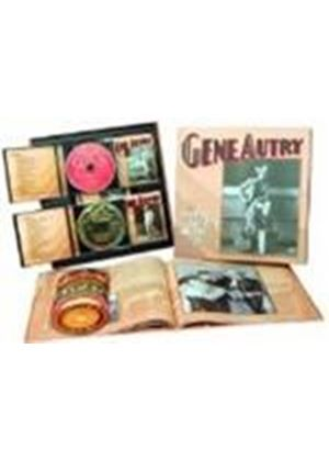 Gene Autry - That Silver Haired Daddy Of Mine [9CD + Book]