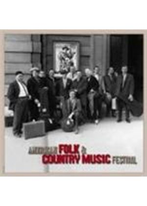 Various Artists - American Folk And Country