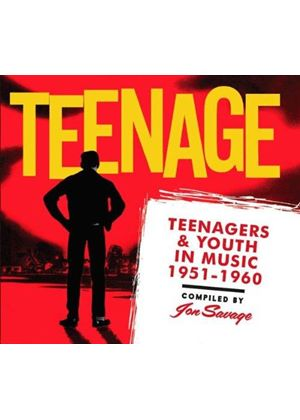 Various Artists - Teenager & Youth In Music 1951-1960 (Music CD)