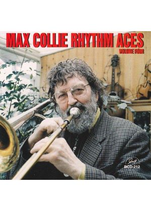 Max Collie Rhythm Aces - Volume 4