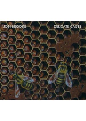 Jon Brooks - Delicate Cages (Music CD)
