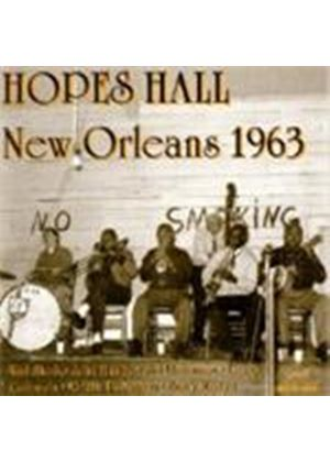 Kid Sheik/John Handy - Hopes Hall New Orleans 1963