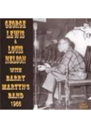 George Lewis & Barry Martyn Band - George Lewis With Barry Martyn's Band 1966 (Live)