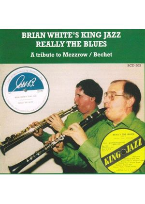 Brian White - REALLY THE BLUES