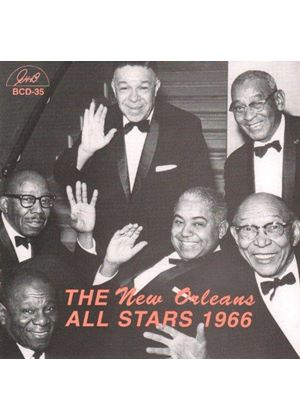 New Orleans All Stars - 1966
