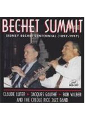 Jacques Gauthe & Claude Luter/Bob Wilber/Creole Rice Band - Bechet Summit