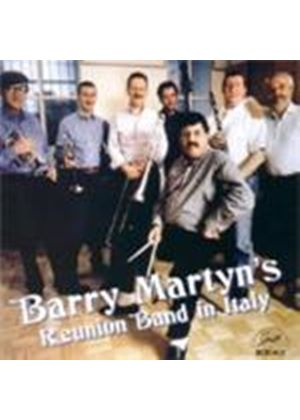 BARRY MARTYN - Reunion Band In Italy