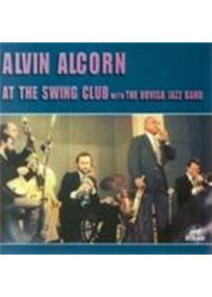 Alvin Alcorn - At The Swing Club (Music CD)