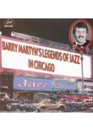 BARRY MARTYN - IN CHICAGO
