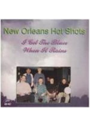 New Orleans Hot Shots - I GET THE BLUES WHEN IT RAINS