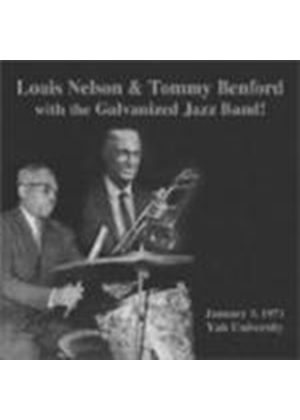 Louis Nelson And Tommy Benford - Galvanized Jazz Band