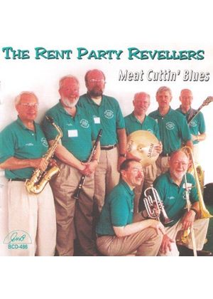 Rent Party Revellers - MEAT CUTTIN BLUES
