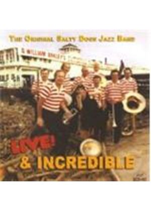 Original Salty Dogs - Live And Incredible