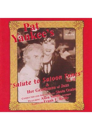 Pat Yankee - SALUTE TO SALOON TUNES VOL.2