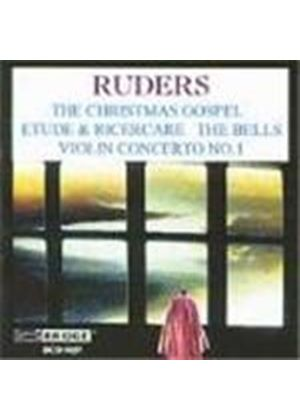 Ruders: Orchestral Works