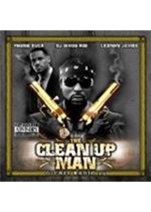 Various Artists - Clean Up Man: G-Unit Radio 24