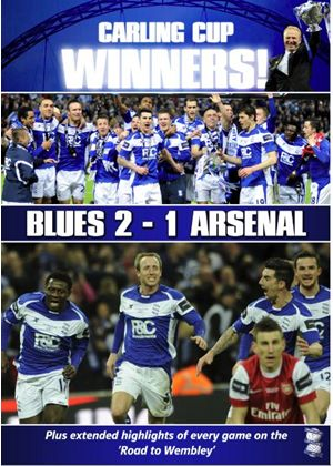 Carling Cup Final 2011 - Birmingham City 2 Arsenal 1