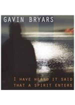 CBC Radio Orchestra - I Have Heard It Said That A Spirit Enters (Music CD)