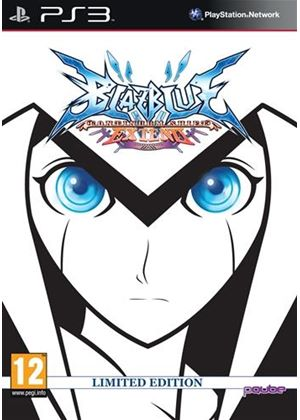 BlazBlue: Continuum Shift - EXTEND (Limited Edition) (PS3)