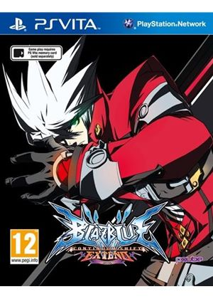 BlazBlue: Continuum Shift - EXTEND (PlayStation Vita)