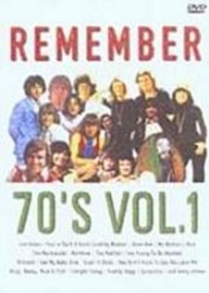 Remember The 70s - Vol. 1