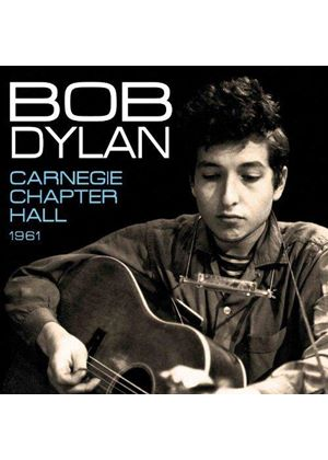 Bob Dylan - Carnegie Chapter Hall (Music CD)