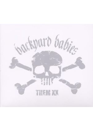 Backyard Babies - Them XX (Best Of) (Music CD)