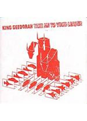 King Geedorah (MF Doom) - Take Me To Your Leader (Music CD)