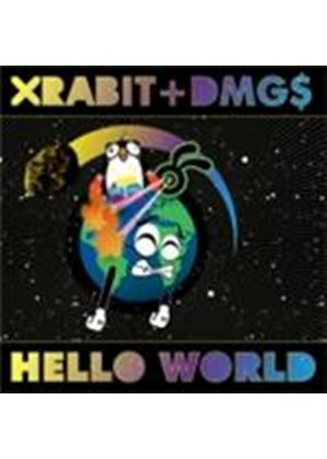 Xrabit & DMG$ - Hello World (Music CD)
