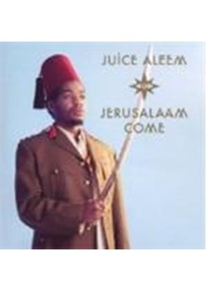 Juice Aleem - Jerusalem Comes (Music CD)