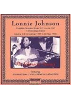Lonnie Johnson - Complete Recordings Vol.1
