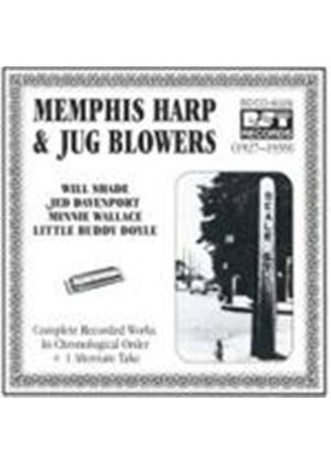 Various Artists - Memphis Harp And Jug Blowers 1927-1939 (Music CD)