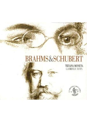 Brahms & Schubert (Music CD)