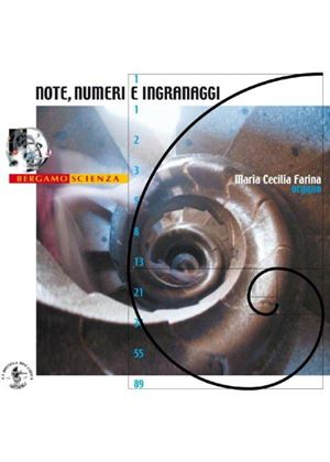 Note, Numeri e Ingranaggi (Music CD)
