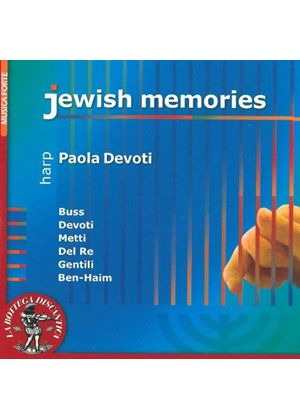 Paola Devoti - Jewish Memories (Music CD)