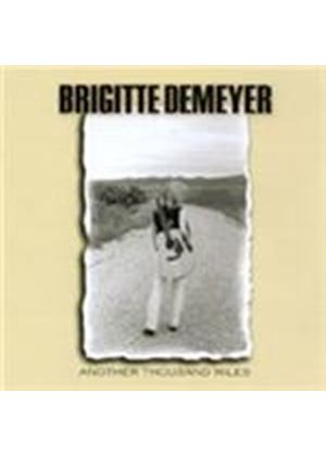 Brigitte DeMeyer - Another Thousand Miles (Music CD)