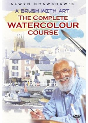 Alwyn Crawshaw: A Brush With Art - Complete Watercolour Course (1991)