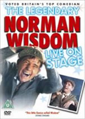 Norman Wisdom - Live On Stage