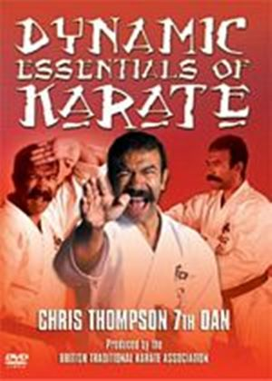 Dynamic Essentials Of Karate