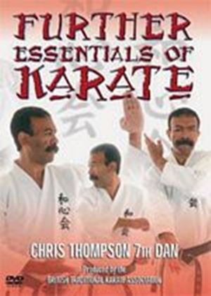 Further Essentials Of Karate