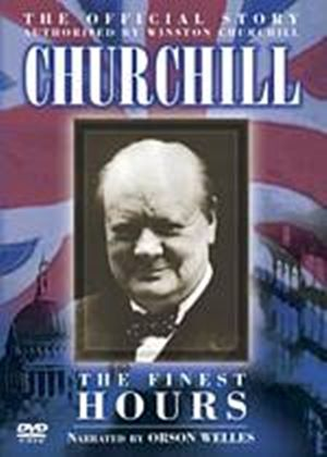 Official Story Of Churchill, The - The Finest Hours
