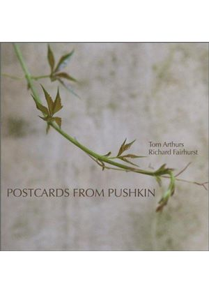 Richard Fairhurst - Postcard From Pushkin (Music CD)