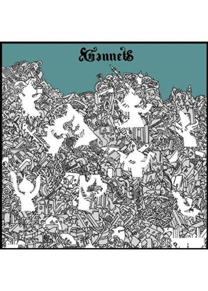 Gannets - Transmissons of Not (Music CD)