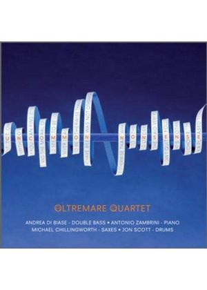 Oltremare Quartet - Uncommon Nonsense (Music CD)
