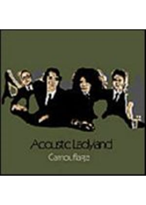 Acoustic Ladyland - Camouflage (Music CD)