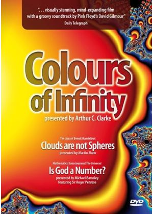 Colours Of Infinity / Clouds Are Not Spheres / Is God A Number (Music by David Gilmour of Pink Floyd)