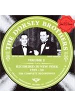 Dorsey Brothers (The) - Recorded In New York Vol.2 1929-1930 (Music CD)