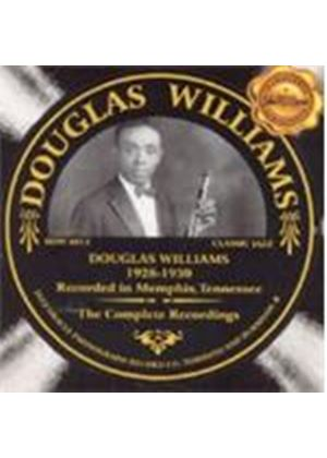 Douglas Williams - Complete Recordings 1928-1930, The (Music CD)